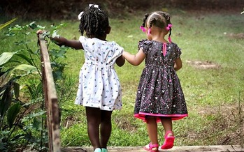 Historically, child-welfare agencies are least likely to place African-American children with a family, according to data from the Annie E. Casey foundation. (cherylholt Pixabay)