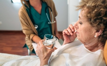 Antipsychotic medications can be dangerous for people with Alzheimer's and dementia. (David Pereias/Adobe Stock)