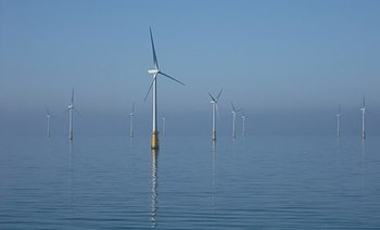 Vineyard Wind is expected to build one of the first massive offshore wind farms in the U.S. (Andy Dingley/Wikimedia)