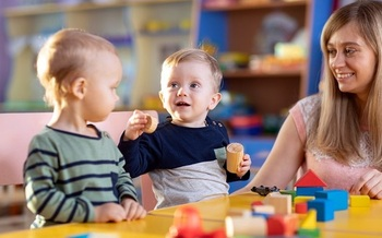 Arizona preschool advocates say a significant number of programs around the state have improved quality rankings over the past five years. (OksanaKosmina/Adobe)