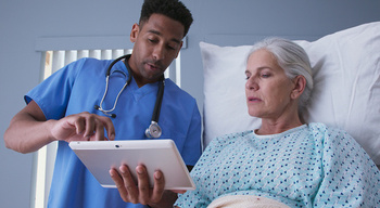 A survey by AARP North Carolina found more than 90% of respondents rated their visit with an advanced-practice registered nurse as