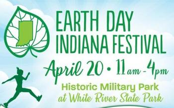 The 2019 Earth Day Indiana Festival will have a special focus on sustainability, food supply and  native flora and fauna. (Earth Day Indiana)