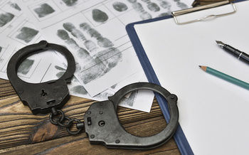 The arrest rate for Latino students was six times higher at schools with School Resource Officers. (gerasimov174/adobestock)