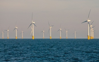 Environmental groups want Connecticut to set a goal of 2000 megawatts of offshore wind power by 2030. (Peterjohn Chisholm/AdobeStock)
