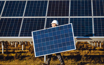 The clean-energy sector already provides nearly 83,000 jobs in Washington state. (agnormark/Abode Stock)
