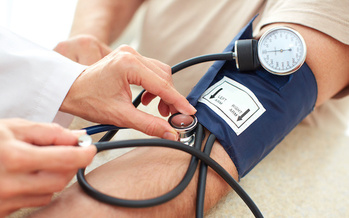 High blood pressure can lead to stroke, blood clots and kidney failure, among other serious health complications. (Adobe Stock)