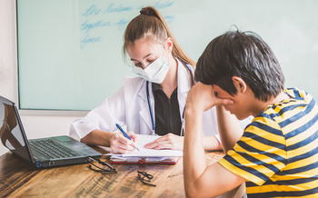 House Bill 1401 would require Pennsylvania public schools to have one school nurse for every 750 students. (ronnarong/Adobe Stock)