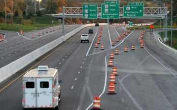 About 13% of Indiana public roads are considered structurally deficient. (ITB495/Flickr)