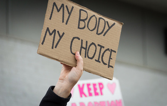 More than 20 events are scheduled across Washington state in support of the right to an abortion. (trac1/Adobe Stock)