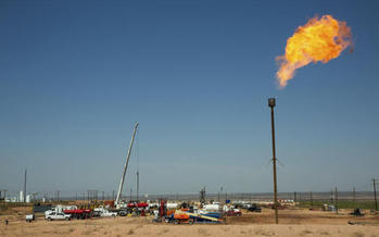 New Mexico�s methane emissions are the highest of any state in the country. (Adobe Stock)