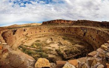 Despite a court ruling favorable to environmental groups and a new bill in Congress to protect the area, the Trump administration has not backed off plans to drill within Chaco Culture National Historical Park. (Sierra Club)