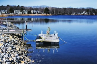 In addition to Maine's LD 955, the U.S. Senate also is considering legislation to ban oil and gas drilling off the New England coast. (Dan/Adobe Stock)