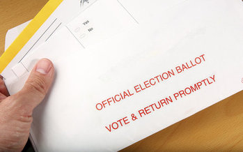 Assembly Bill 345 would allow people to request to permanently vote absentee, instead of having to make the request anew each election. (svablar/iStockphoto)