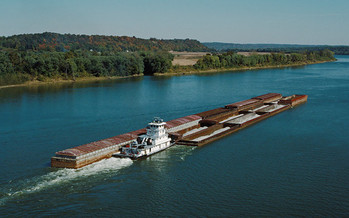 More than 29,000 square miles of Indiana encompass the Ohio River Basin in Indiana. (William Alden/Flickr)