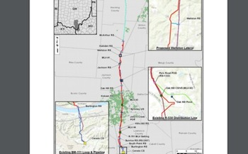 FERC is accepting public comment on its environmental assessment of The Buckeye Xpress pipeline project. (FERC)