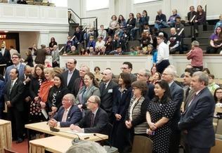 More than 100 legislators co-sponsored the Fair Share Amendment in the Massachusetts House and Senate this year. (Raise Up Massachusetts)