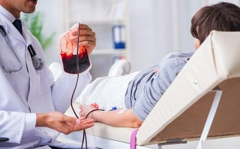 Every two seconds, a person somewhere in the United States needs a blood transfusion. (Adobe Stock)