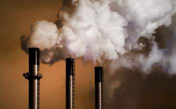 The International Energy Agency says countries need to reduce carbon pollution by 74% before 2030 to avoid a catastrophic rise in global temperatures. (Snap Happy/Adobe Stock)