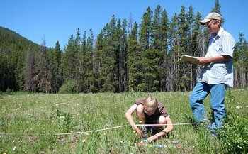 An Annie E. Casey Foundation report finds more children in Montana graduated high school on time in 2017 compared to 2010. (U.S. Forest Service/Flickr)