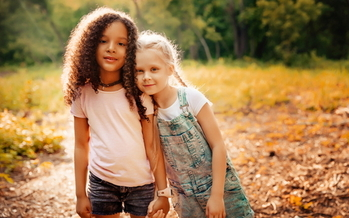 Although Maryland ranks 14th overall in the nation for children's well-being, a new report says it still needs federal funds to help address the disparities faced by children of color. (iStockphoto)