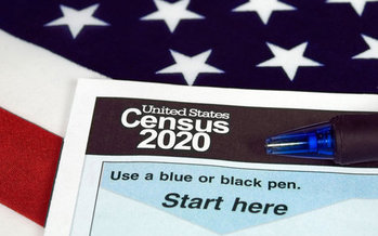 The self-response online version of the census is set to begin on March 12, 2020. (Driftwood/AdobeStock)