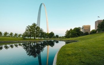 The National Park Service says Gateway Arch National Park needs almost $25 million in repairs.(National Park Service)
