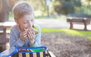 Las familias gastan aproximadamente $300 m�s por mes en comidas durante el verano, que durante el a�o escolar. (Aleksei Potov/Adobe Stock)