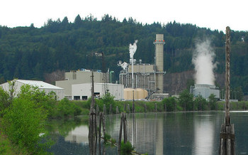 Some opponents of Oregon's cap-and-trade bill say it could allow the state to pursue a more aggressive approach to fighting climate change. (Portland General Electric/Flickr)