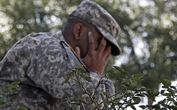 Overcoming the stigma is one of the first steps for seeking help for Post-Traumatic Stress, and dropping the term
