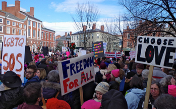 More than 600 events are planned across the U.S. and globe tonight to protest conditions in American immigration detention centers at the U.S./Mexico border. (Boss Tweed/Flickr)