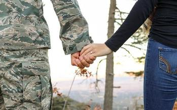 Both of Nevada's U.S. senators are speaking out in support of a program that protects undocumented military family members from deportation. (Wyatt/Pexels)