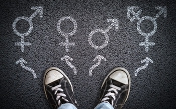 Researchers say if people resist a person's gender identity, they're also more likely to say it's OK to discriminate against that person. (ronniechua/Adobe Stock)