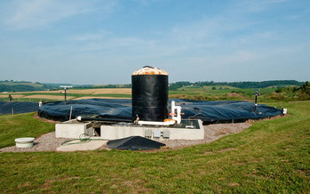Six biogas facilities are scheduled to be built in southern Idaho. (Bob Nichols/U.S. Department of Agriculture)