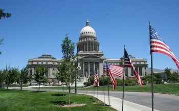 Legislators in 17 states, including Idaho, have introduced identical bills opposing Sharia law 40 times over the past decade. (Boise Metro Chamber of Commerce/Flickr)