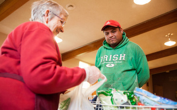 A proposed rule change from the USDA could mean 60,000 fewer Oregonians would receive SNAP benefits, potentially straining resources like food banks. (Oregon Food Bank)