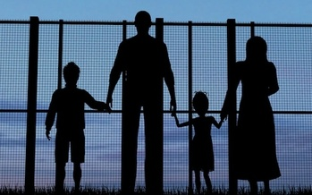 Family separation can cause serious psychological damage to migrant children. (Adobe Stock)