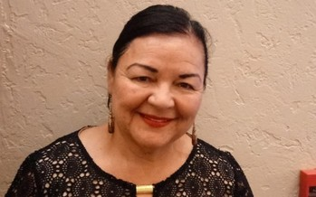 Maria Covernali took part in a huge survey of attitudes about the region in Juarez and El Paso. (Dan Heyman)