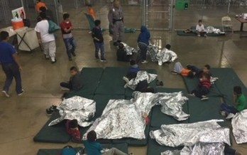 A congressional investigation has found that nine migrant children younger than a year old and 18 younger than two have been forcibly separated from their families and held in detention. (U.S. Customs and Border Protection/Wikipedia)