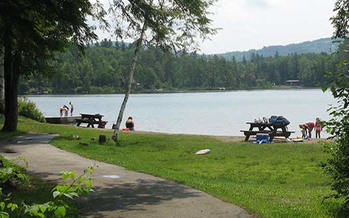 Much of the trash in New Hampshire's landfills comes from out-of-state sources. (New Hampshire State Parks)