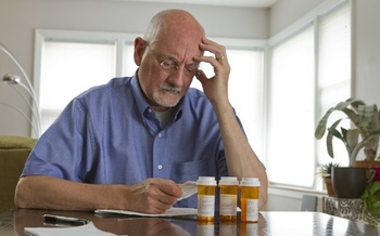 North Dakota seniors take on average four to five prescriptions a month. (burlingham/Adobe Stock)
