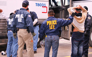 Last week's letter from the ACLU says choosing to consent to Customs and Border Patrol bus raids jeopardizes Concord's paying passengers' Fourth Amendment rights. (Wikimedia Commons)