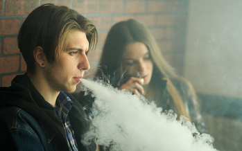 Kentucky lawmakers hope to reduce teen e-cigarette use by adding a tax to e-cigarettes sold in the state. (Adobe Stock)