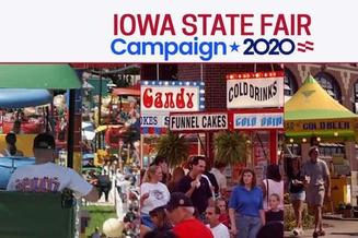 The 2019 Iowa State Fair, which continues through Sunday, is on pace for record attendance that heard speeches from a record field of Democratic Party presidential candidates. (C-span.org)