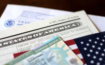 According to the Department of Homeland Security, an estimated 13.2 million Lawful Permanent Residents or green-card holders currently live in the United States. (Adobe Stock)