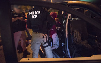 The new rule expands fast-track deportation to undocumented immigrants who have been in this country less than two years. (U.S. Immigration and Customs Enforcement)
