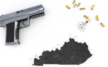 Nearly 64% of all suicide deaths in Kentucky involve firearms, according to the Giffords Law Center to Prevent Gun Violence. (Adobe Stock)