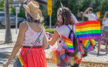 Advocates say teaching the history of LGBTQ rights and disability rights in Maryland schools can help underrepresented students feel more accepted in the classroom. (Manny DaCunha/Adobe Stock)