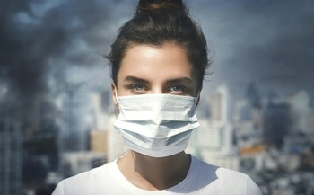 The World Health Organization says air pollution is to blame for more than four million premature deaths globally. (blackday/Adobe Stock)