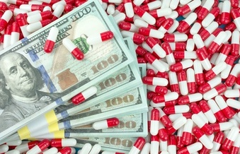 The average annual cost of a brand-name prescription medication has outpaced inflation by about 400% over the past decade. (Secondside/Adobe Stock)