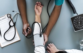 Nearly half of all Americans have high blood pressure, according to the American Heart Association. (rawpixel/Pixabay)